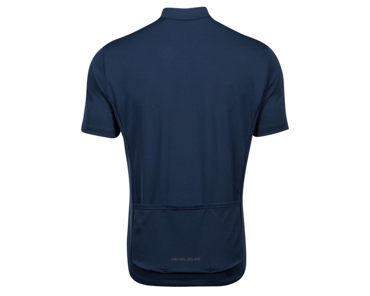 Pearl Izumi Quest Short Sleeve Jersey (Navy/Lapis) (L)