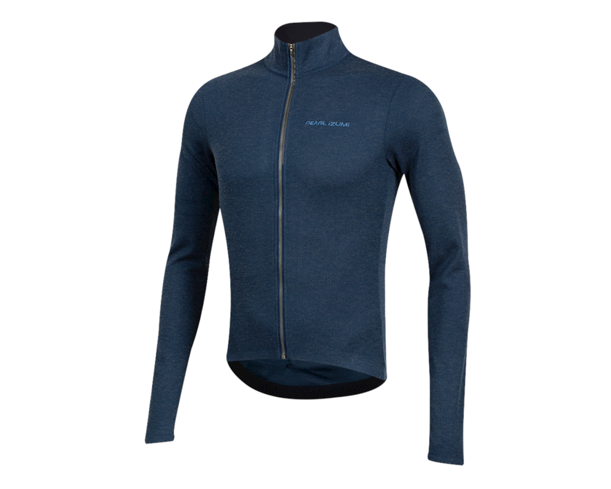 Image 1 for Pearl Izumi Pro Thermal Jersey (Navy) (M)
