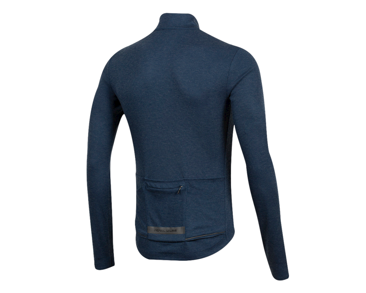 Image 2 for Pearl Izumi Pro Thermal Jersey (Navy) (M)