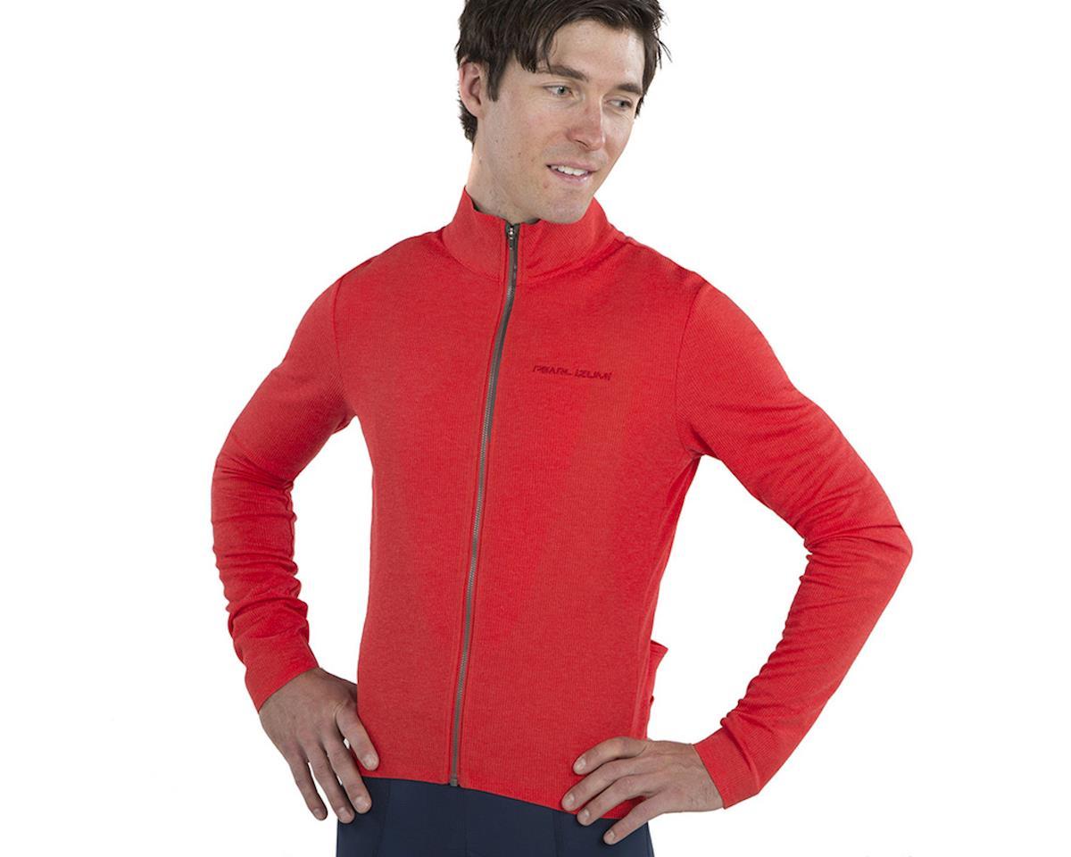 Pearl Izumi Pro Thermal Jersey (Torch Red) (L)