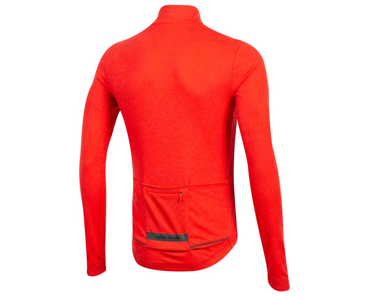 Image 2 for Pearl Izumi Pro Thermal Jersey (Torch Red) (S)