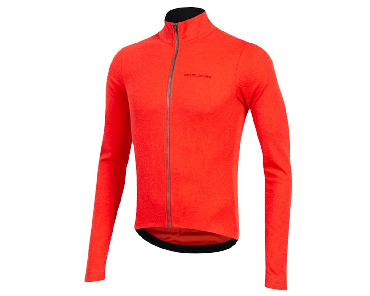 Pearl Izumi Pro Thermal Jersey (Torch Red) (2XL)