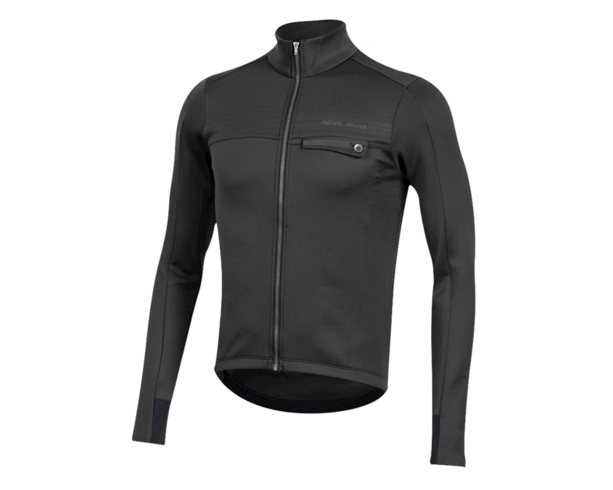 Pearl Izumi Interval Thermal Jersey (Phantom) (M)