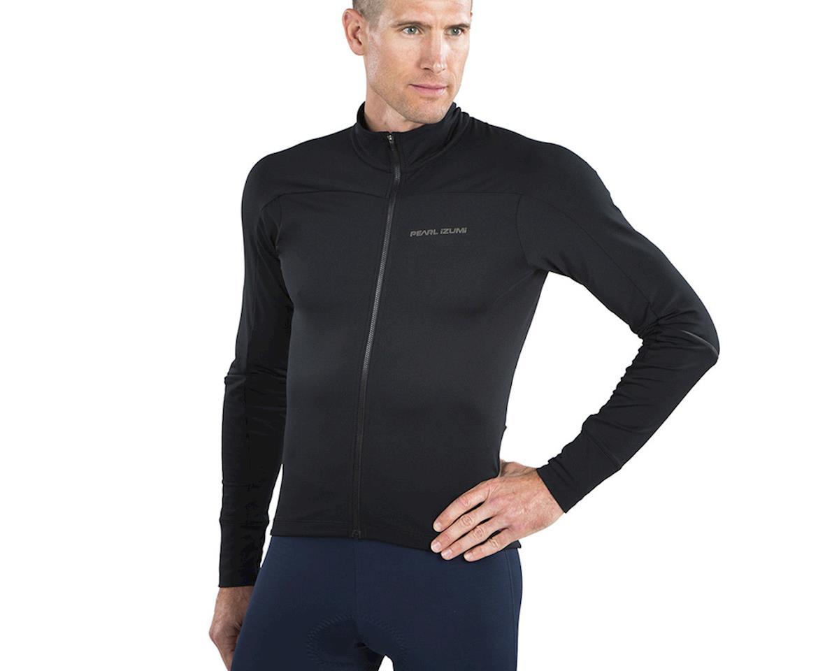 Pearl Izumi Attack Thermal Jersey (Black) (XL)