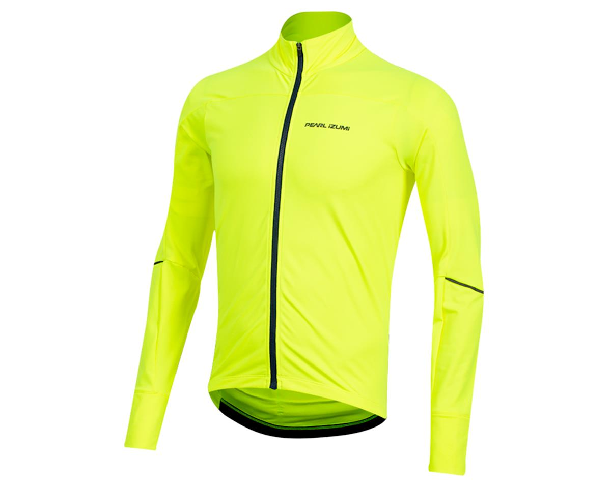 Pearl Izumi Attack Thermal Jersey (Screaming Yellow)