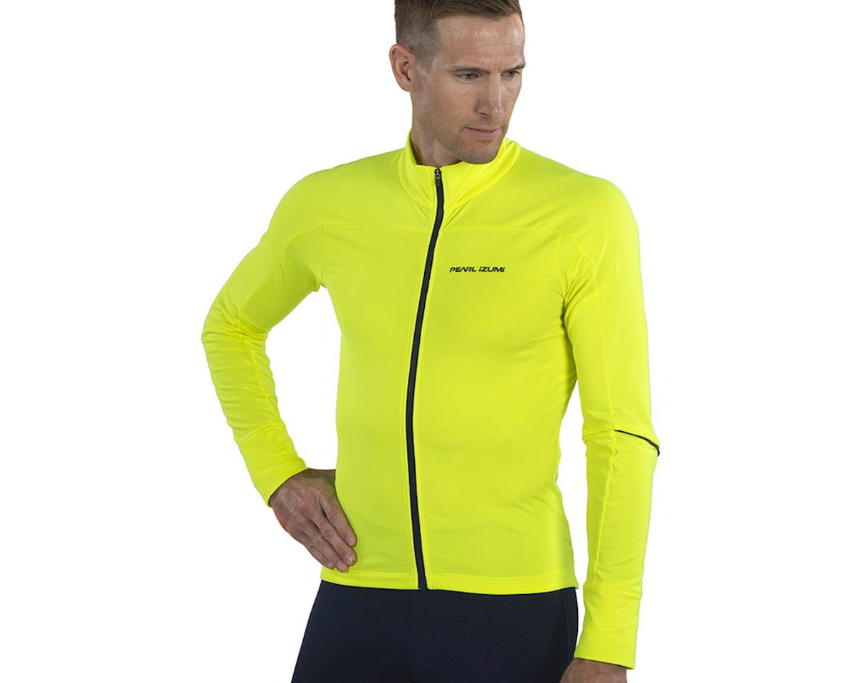 Pearl Izumi Attack Thermal Jersey (Screaming Yellow) (M)
