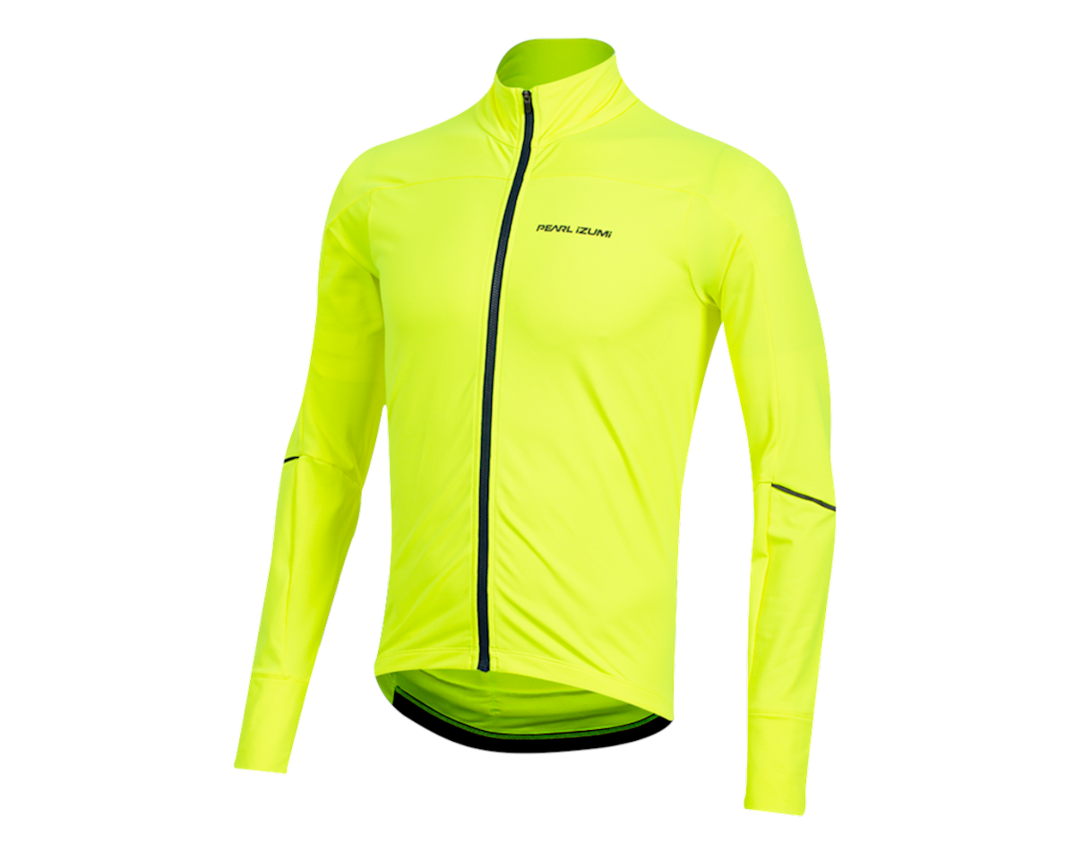Pearl Izumi Attack Thermal Jersey (Screaming Yellow) (S)