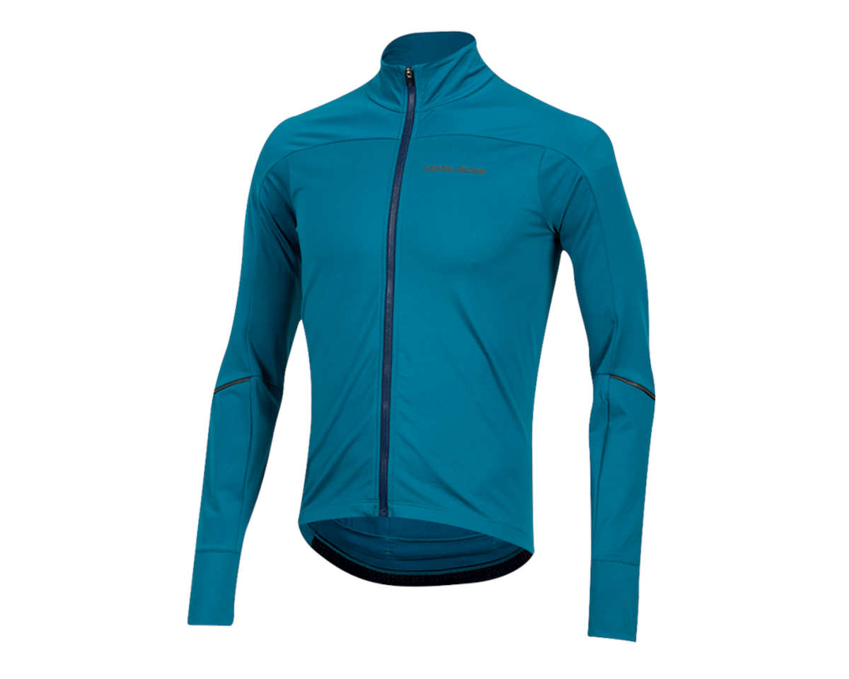 Pearl Izumi Attack Thermal Jersey (Teal) (2XL)