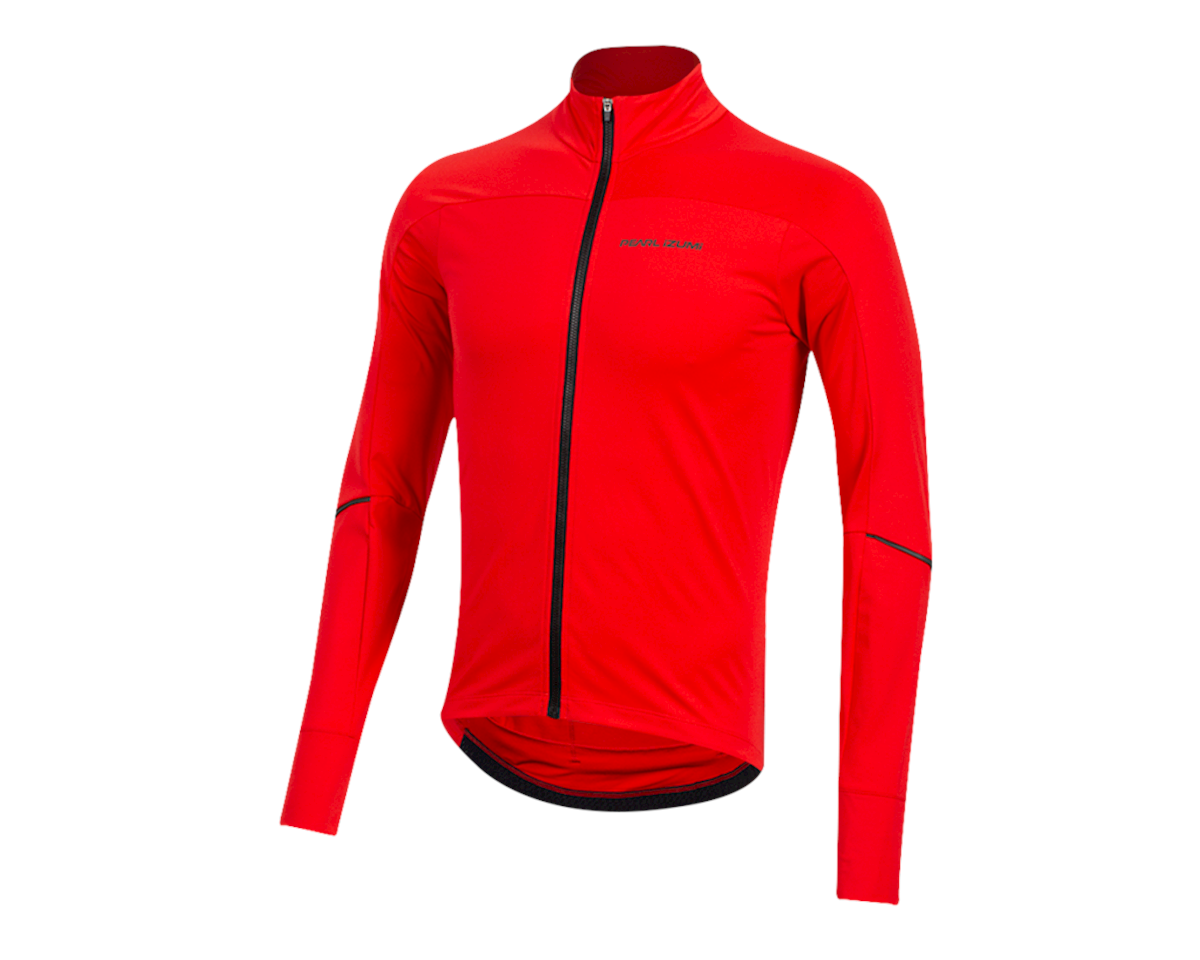 Image 1 for Pearl Izumi Attack Thermal Jersey (Torch Red) (M)