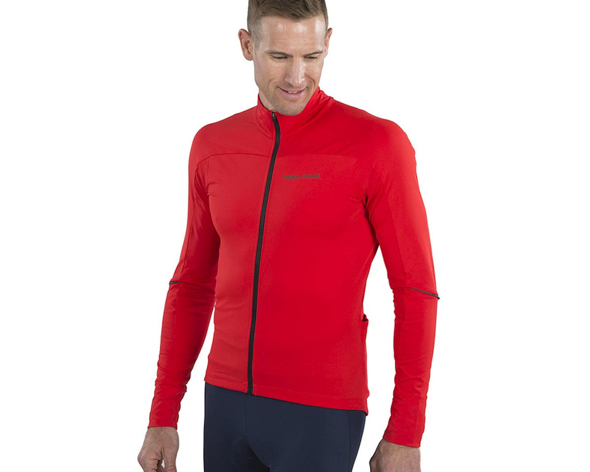 Image 3 for Pearl Izumi Attack Thermal Jersey (Torch Red) (M)