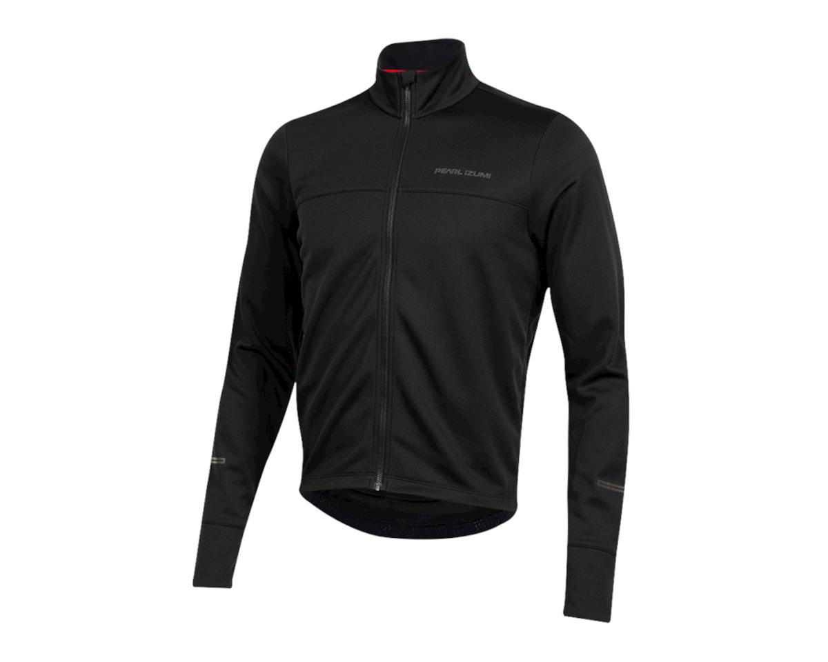 Pearl Izumi Quest Thermal Jersey (Black) (L)
