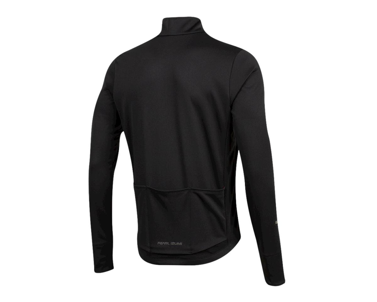 Pearl Izumi Quest Thermal Jersey (Black) (2XL)