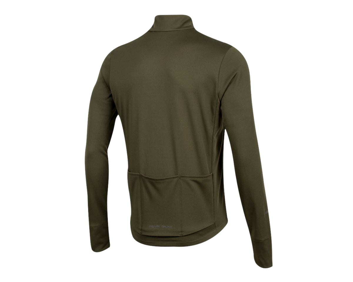 Image 2 for Pearl Izumi Quest Thermal Jersey (Forest) (L)
