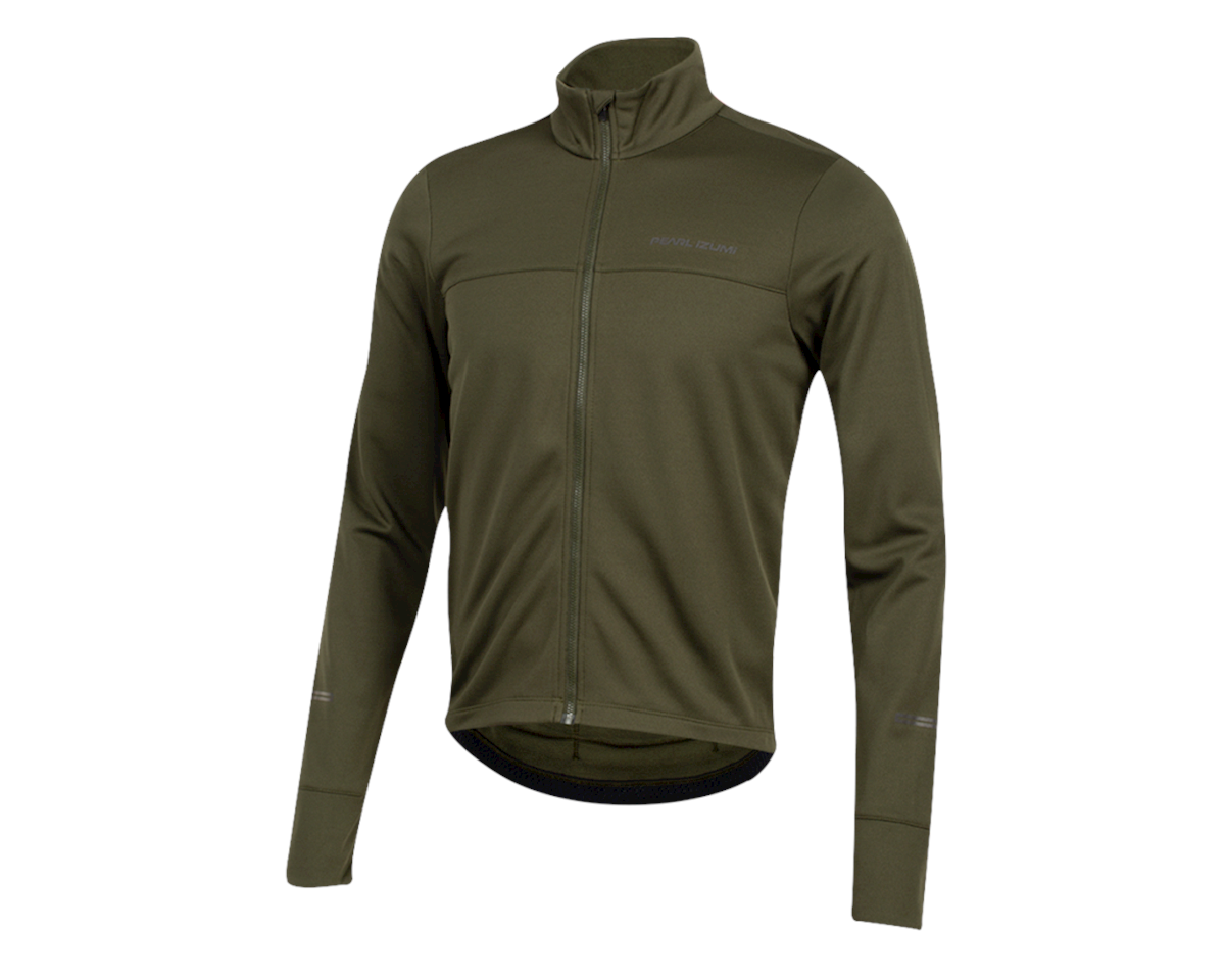 Image 1 for Pearl Izumi Quest Thermal Jersey (Forest) (XL)