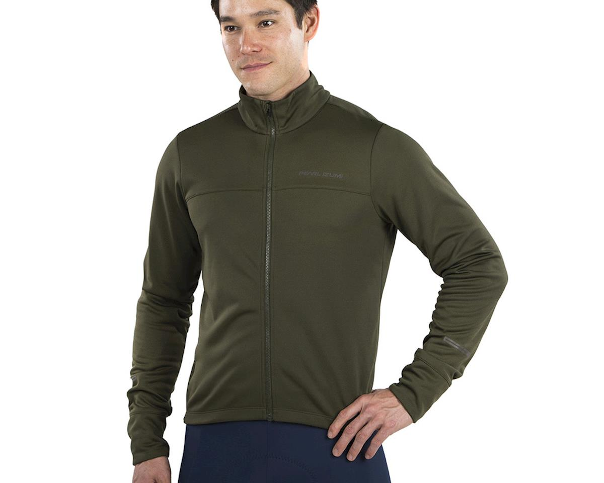 Image 3 for Pearl Izumi Quest Thermal Jersey (Forest) (2XL)