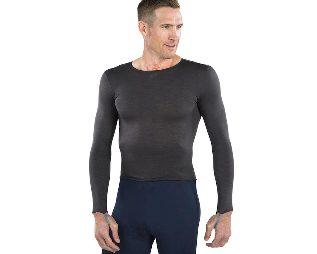 Pearl Izumi Merino Long Sleeve Baselayer (Phantom) (XL)