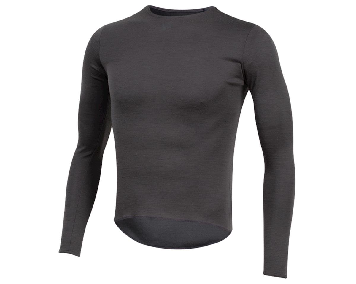 Pearl Izumi Merino Thermal Long Sleeve Baselayer (Phantom) (M)