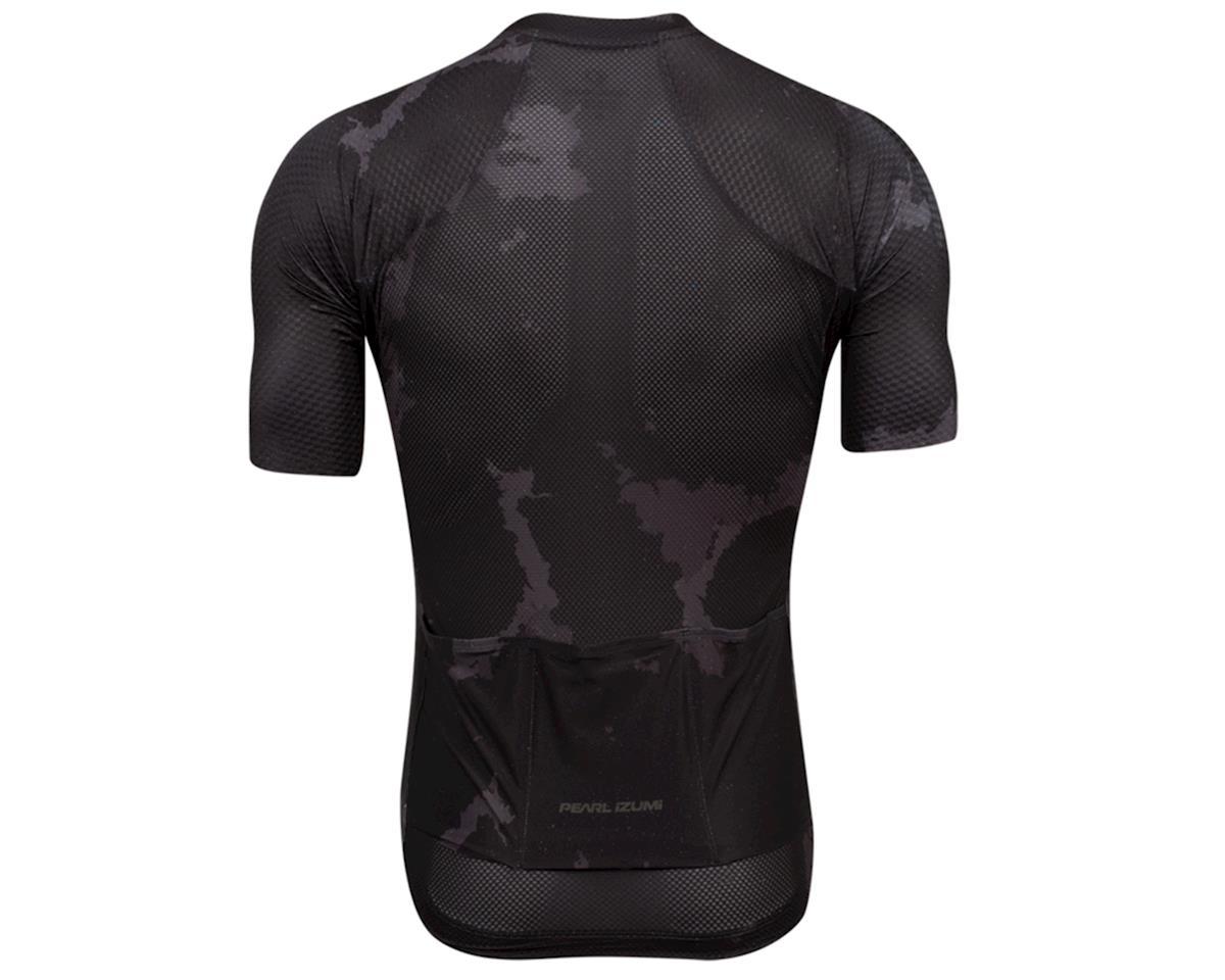 Image 2 for Pearl Izumi Men's PRO Mesh Jersey (Black Cosmic) (L)