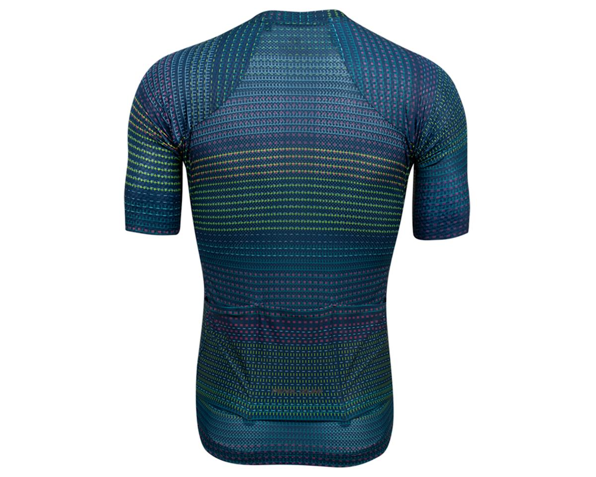 Image 2 for Pearl Izumi Men's PRO Mesh Jersey (Navy Fraction) (S)