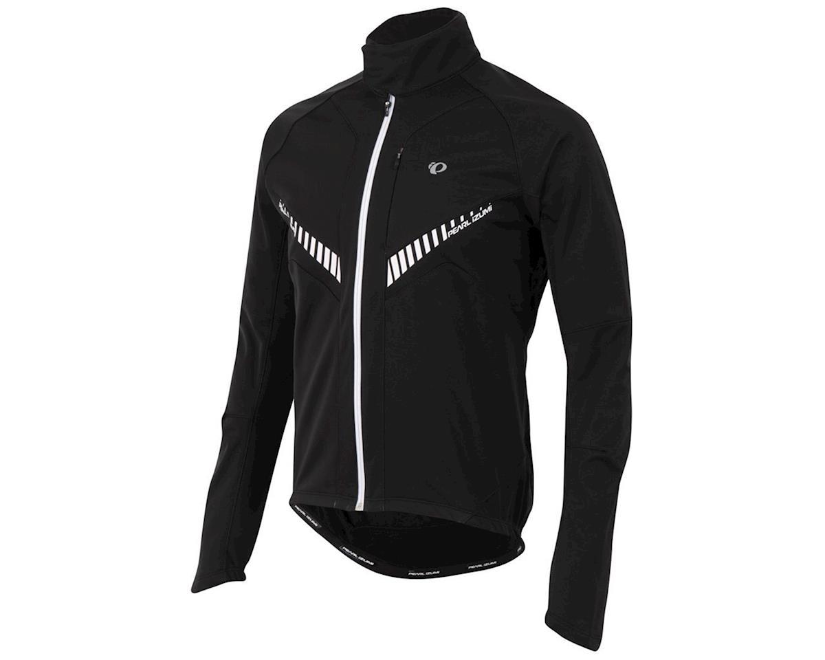 Pearl Izumi Elite Softshell Jacket (Black) (S)