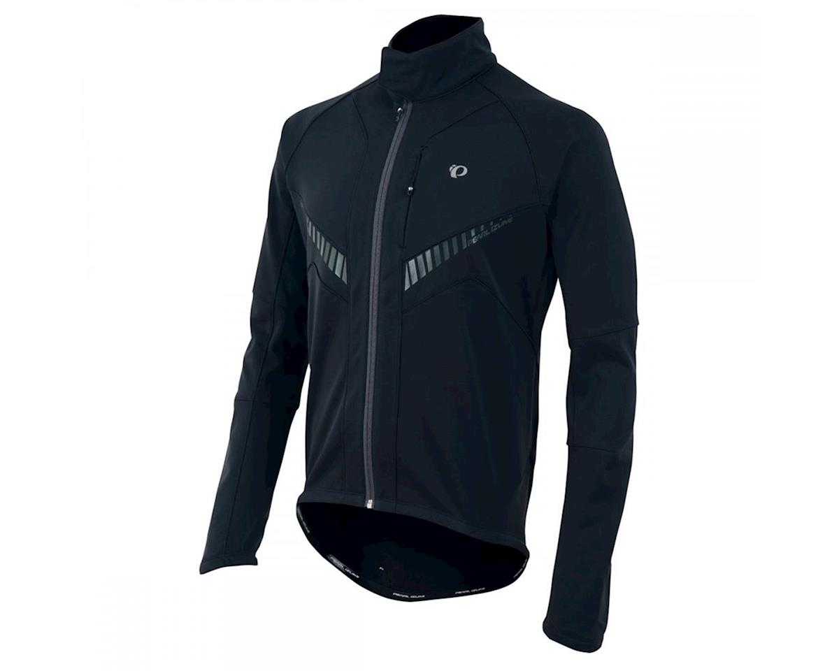 Pearl Izumi Elite Softshell Bike Jacket (Black) (S)
