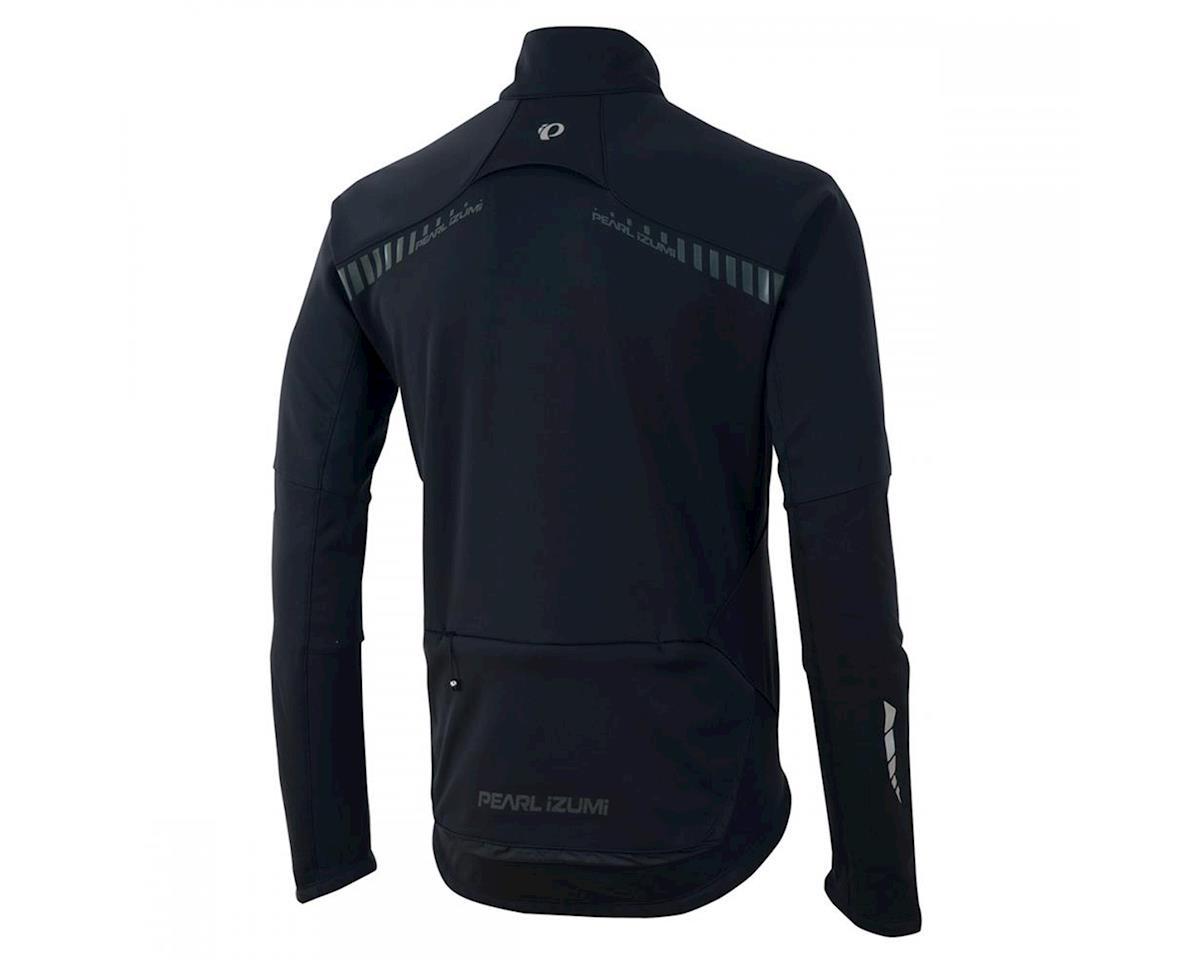 Pearl Izumi Elite Softshell Bike Jacket (Black) (S)