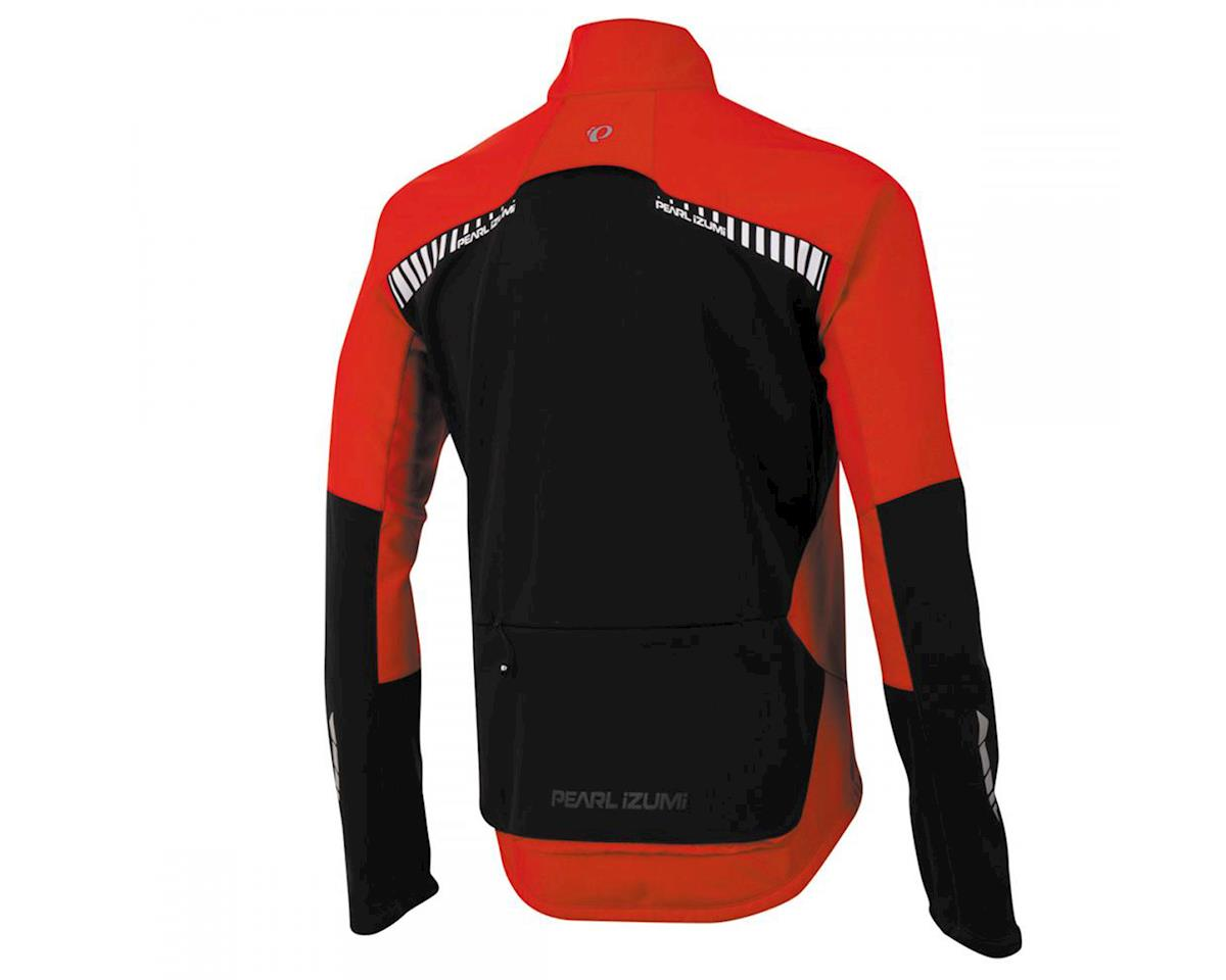 Pearl Izumi Elite Softshell Bike Jacket (True Red/Black) (M)