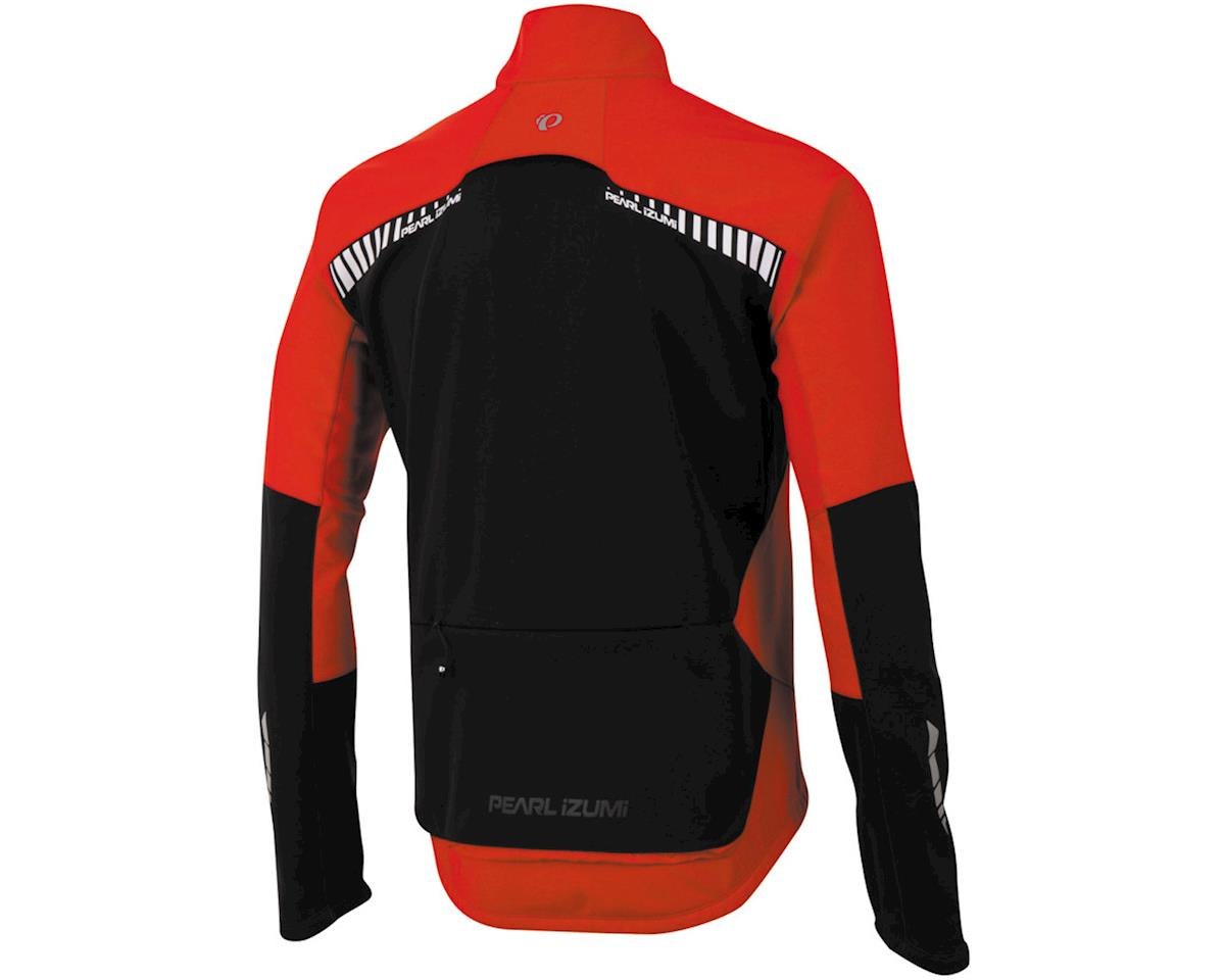 Pearl Izumi Elite Softshell Bike Jacket (True Red/Black) (2XL)