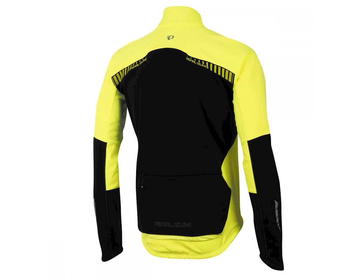 Pearl Izumi Elite Softshell Bike Jacket (Screaming Yellow/Black) (M)