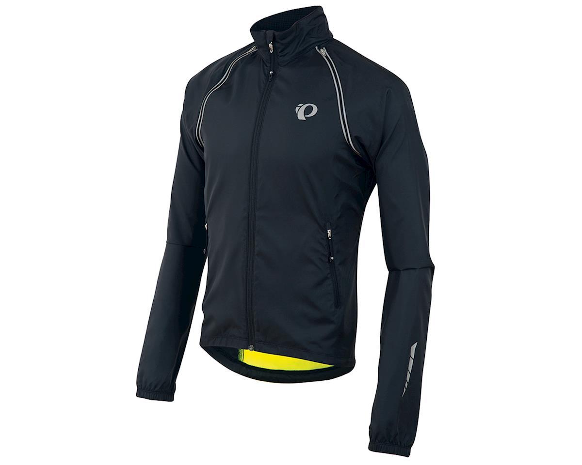 Pearl Izumi Elite Barrier Convertible Bike Jacket (Black) (M)