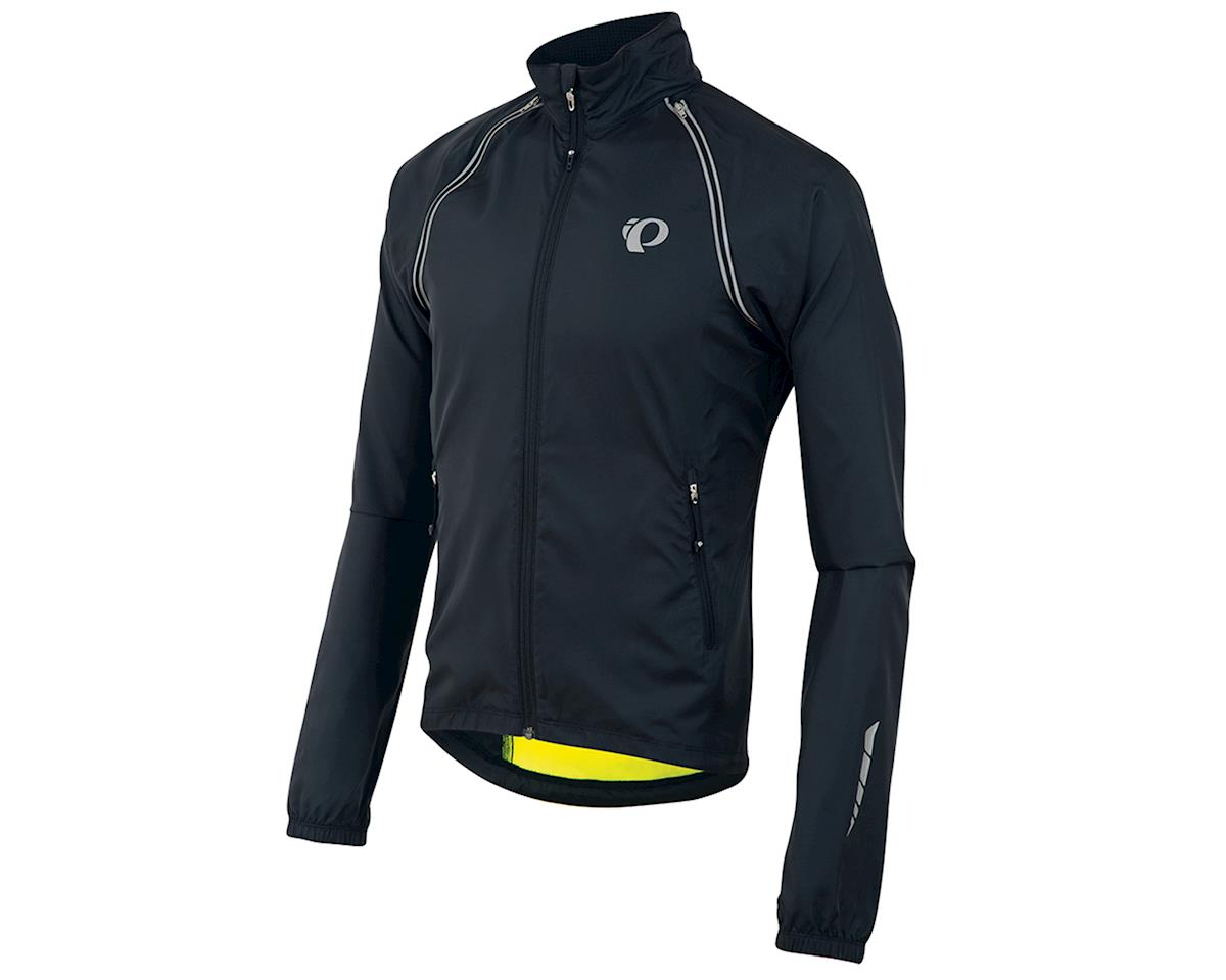 Pearl Izumi Elite Barrier Convertible Bike Jacket (Black)