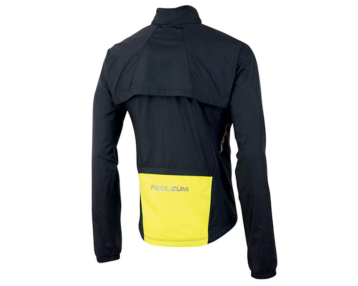 Pearl Izumi Elite Barrier Convertible Bike Jacket (Black) (2XL)