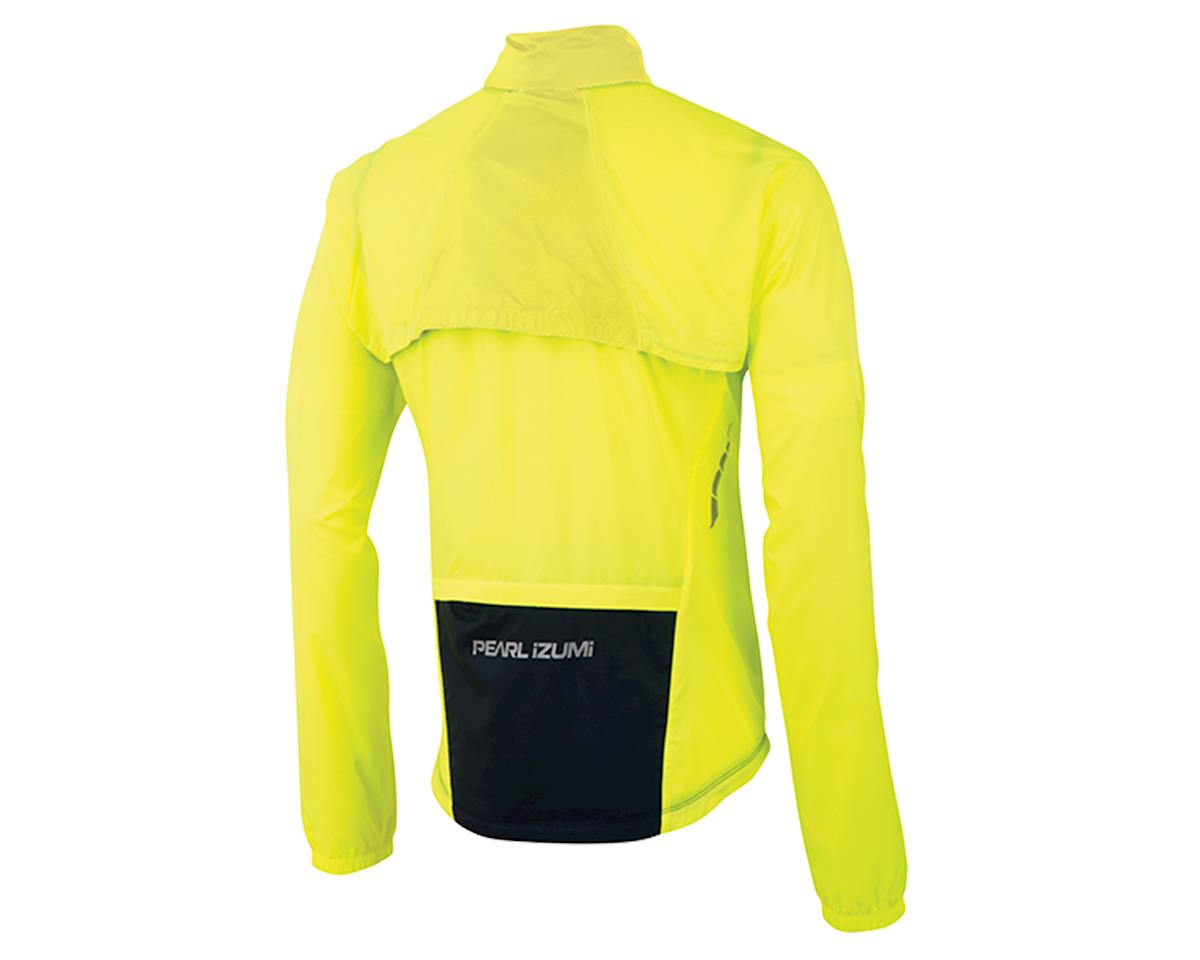 Pearl Izumi Elite Barrier Convertible Bike Jacket (Screaming Yellow) (XL)