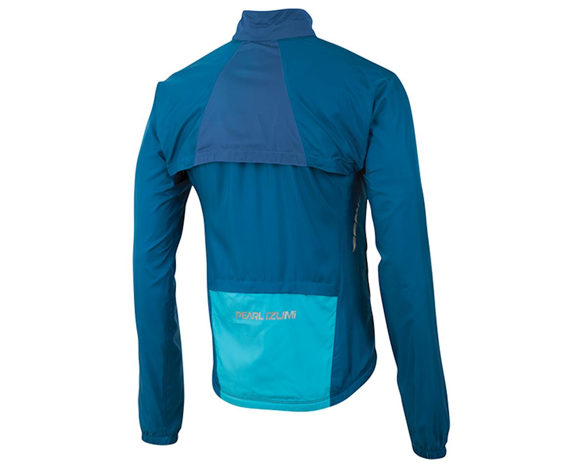 Pearl Izumi Elite Barrier Convertible Bike Jacket (Mykonos Blue)