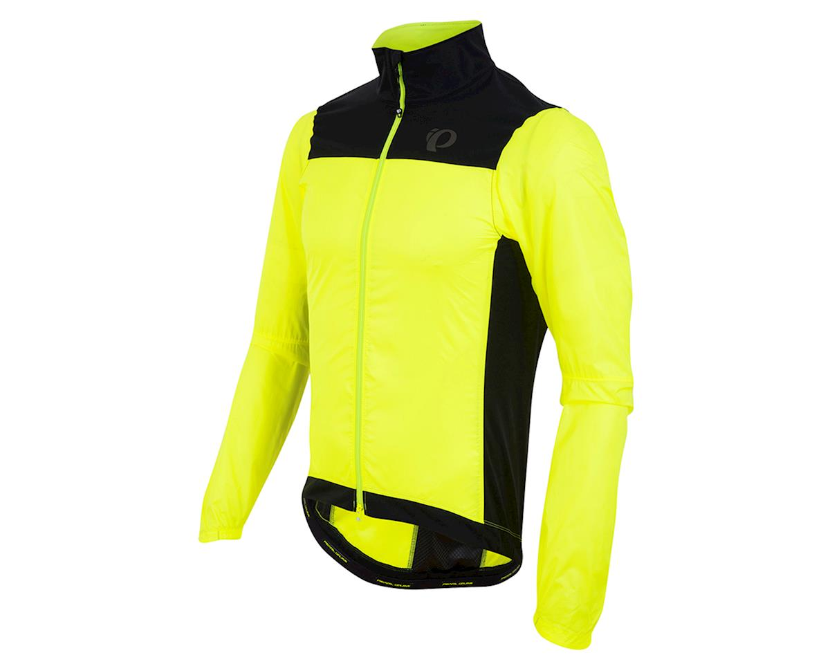 Pearl Izumi Men's P.R.O. Barrier Lite Jacket (Yellow/Black) (M)