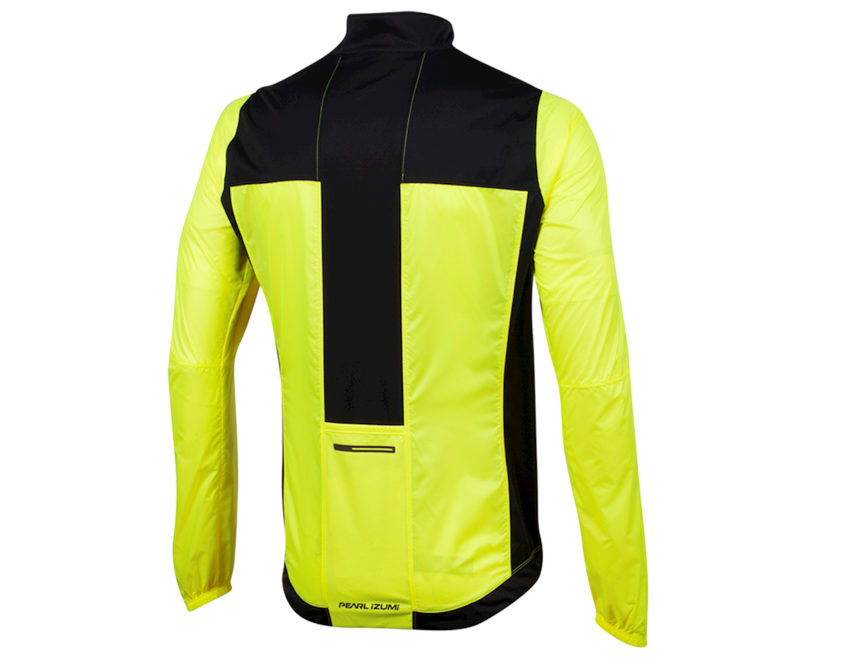 Pearl Izumi P.R.O. Barrier Lite Jacket (Yellow/Black) (S)