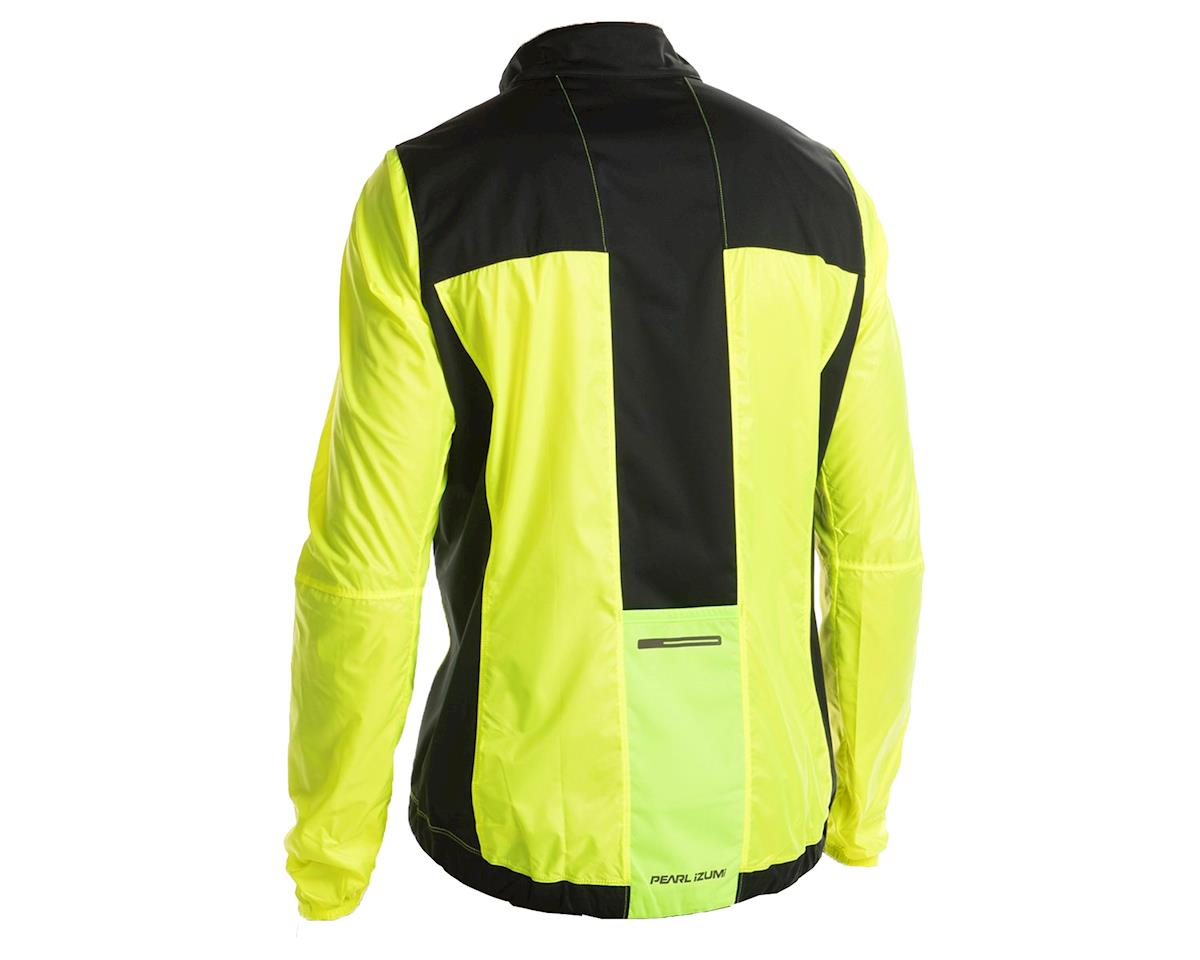 Image 2 for Pearl Izumi P.R.O. Barrier Lite Jacket (Yellow/Black) (XL)