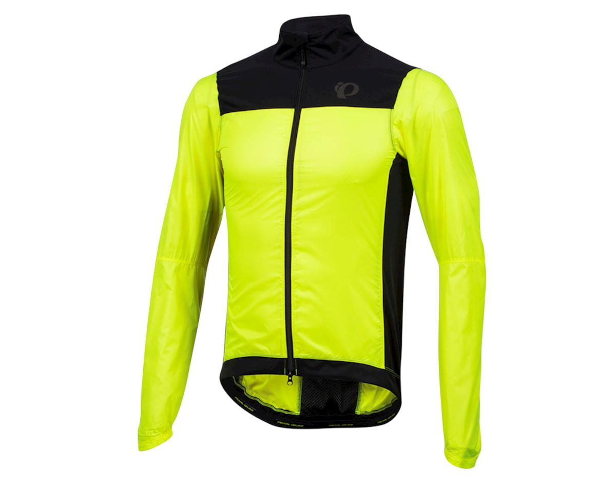 Pearl Izumi Men's P.R.O. Barrier Lite Jacket (Yellow/Black) (2XL)