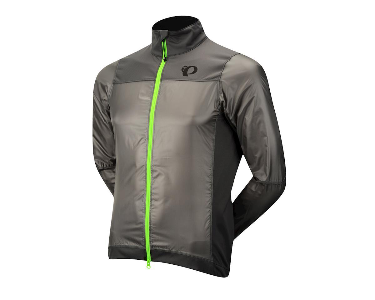 Pearl Izumi P.R.O. Barrier Lite Jacket (Matte Grey/Neon Green)