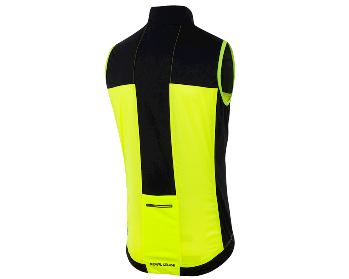 Pearl Izumi PRO Barrier Lite Vest (Screaming Yellow/Black) (S)