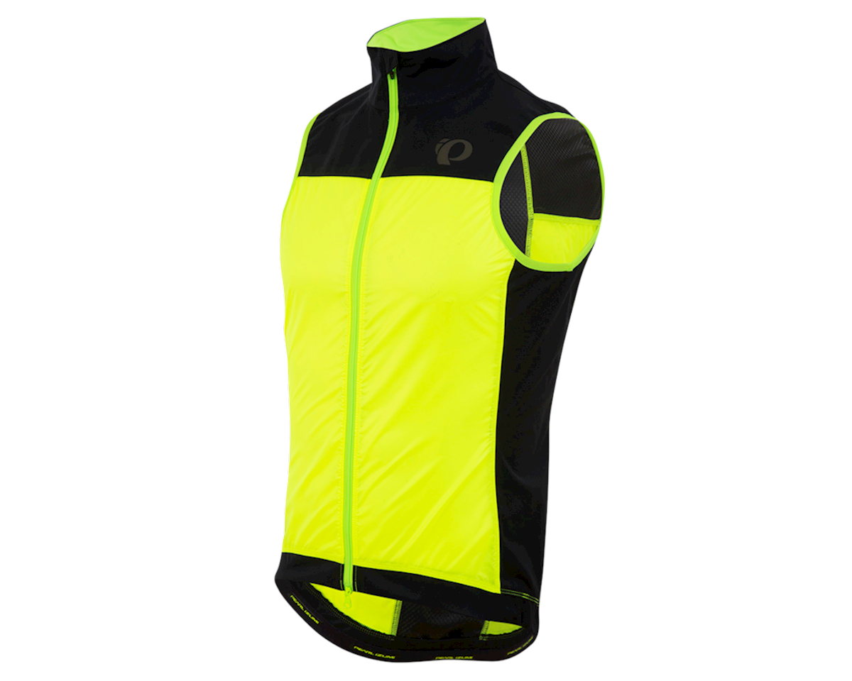 Pearl Izumi PRO Barrier Lite Vest (Screaming Yellow/Black) (XL)