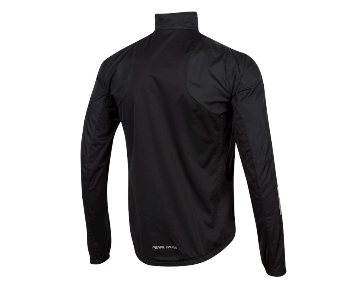 Image 2 for Pearl Izumi Elite Pursuit Hybrid Jacket (Black) (2XL)