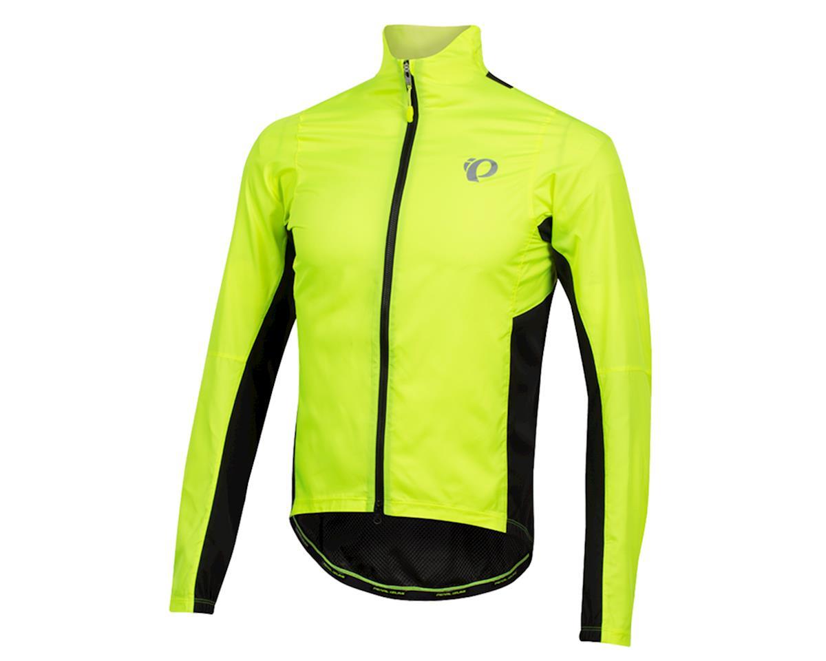 Pearl Izumi Elite Pursuit Hybrid Jacket (Screaming Yellow/Black) (L)