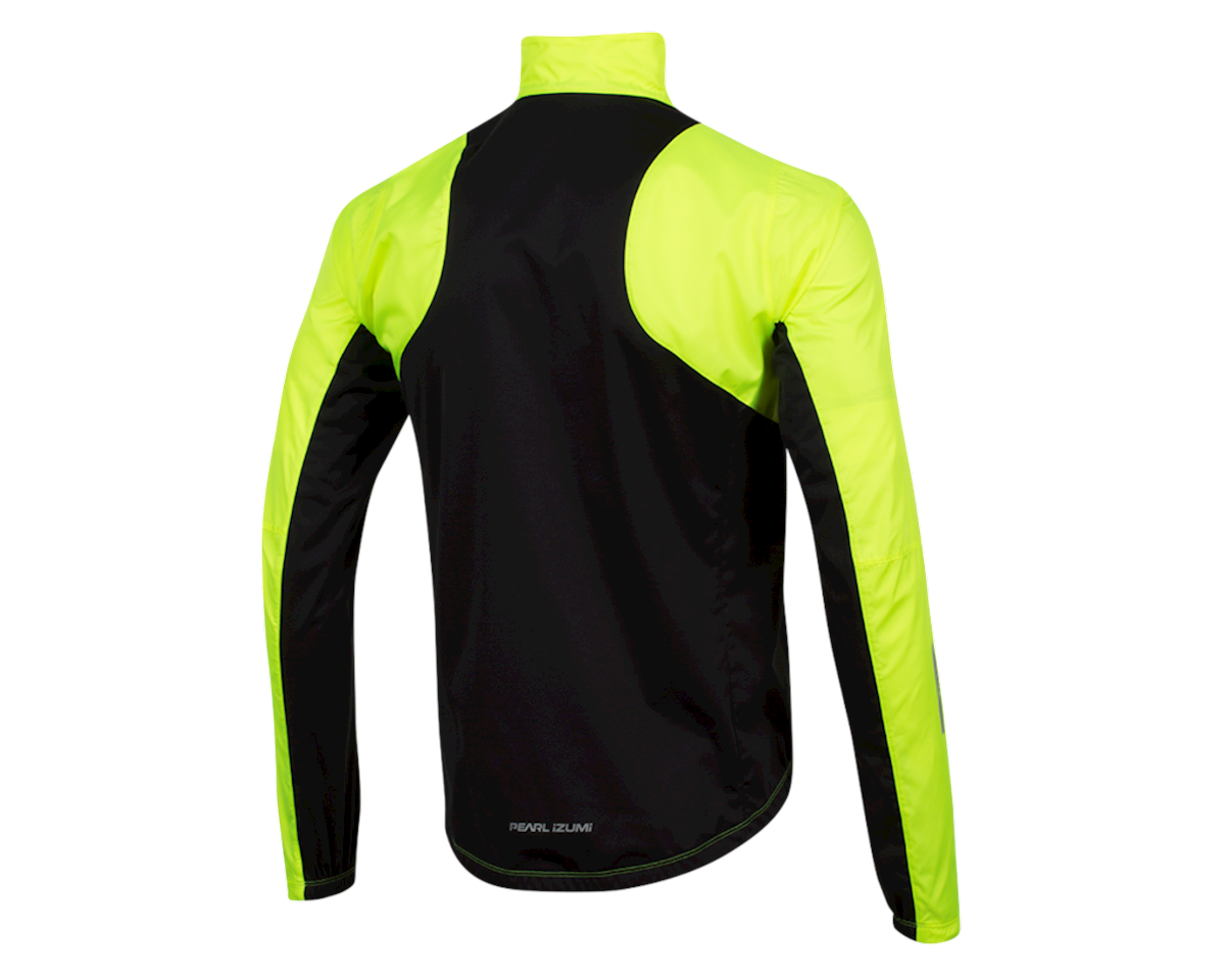 Pearl Izumi Elite Pursuit Hybrid Jacket (Screaming Yellow/Black) (M)