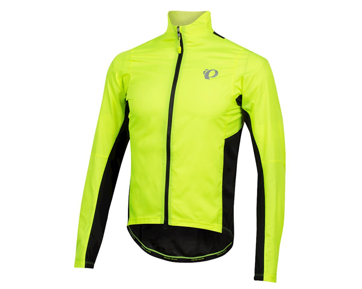 Pearl Izumi Elite Pursuit Hybrid Jacket (Screaming Yellow/Black) (2XL)