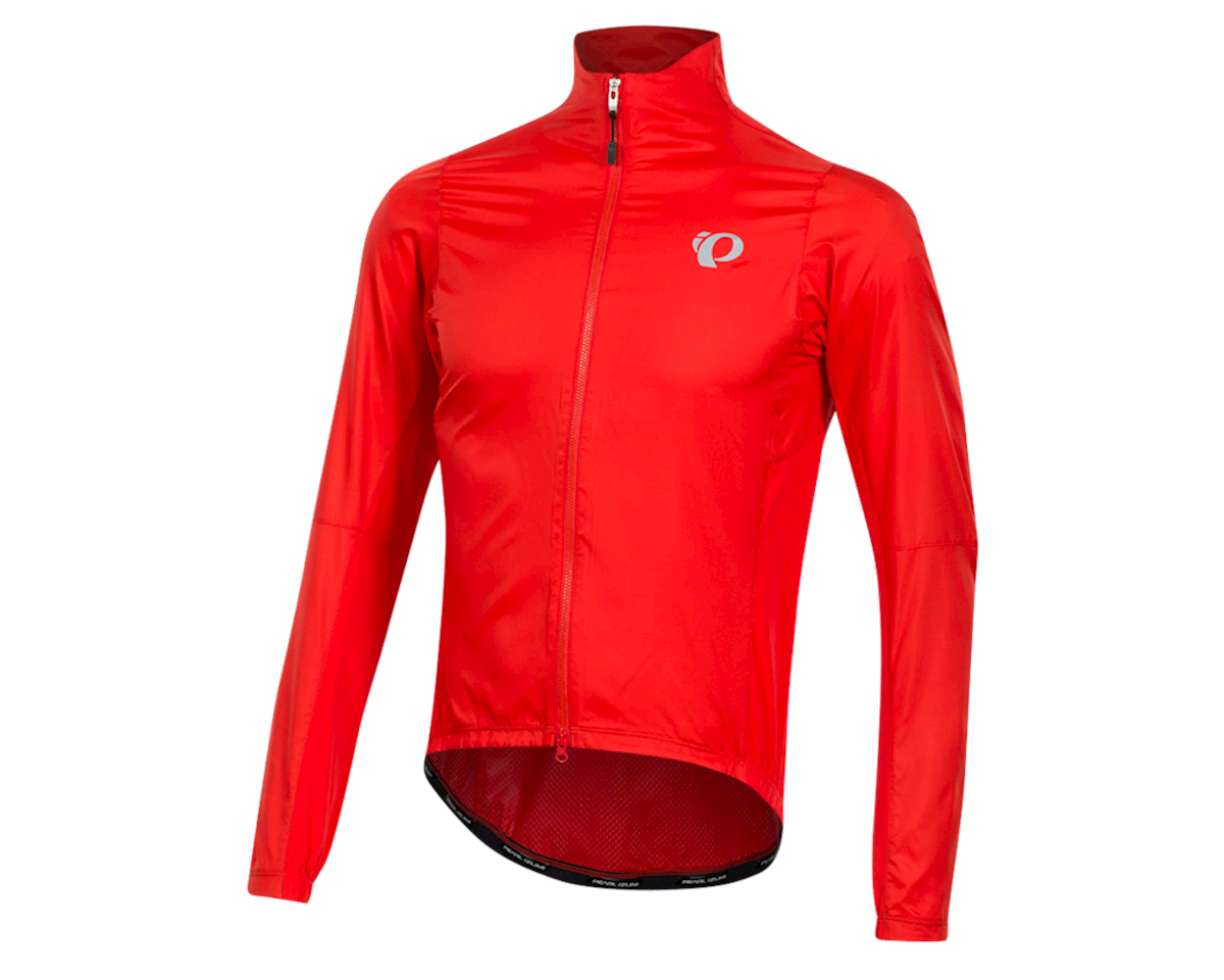 Image 1 for Pearl Izumi Elite Pursuit Hybrid Jacket (Torch Red) (2XL)