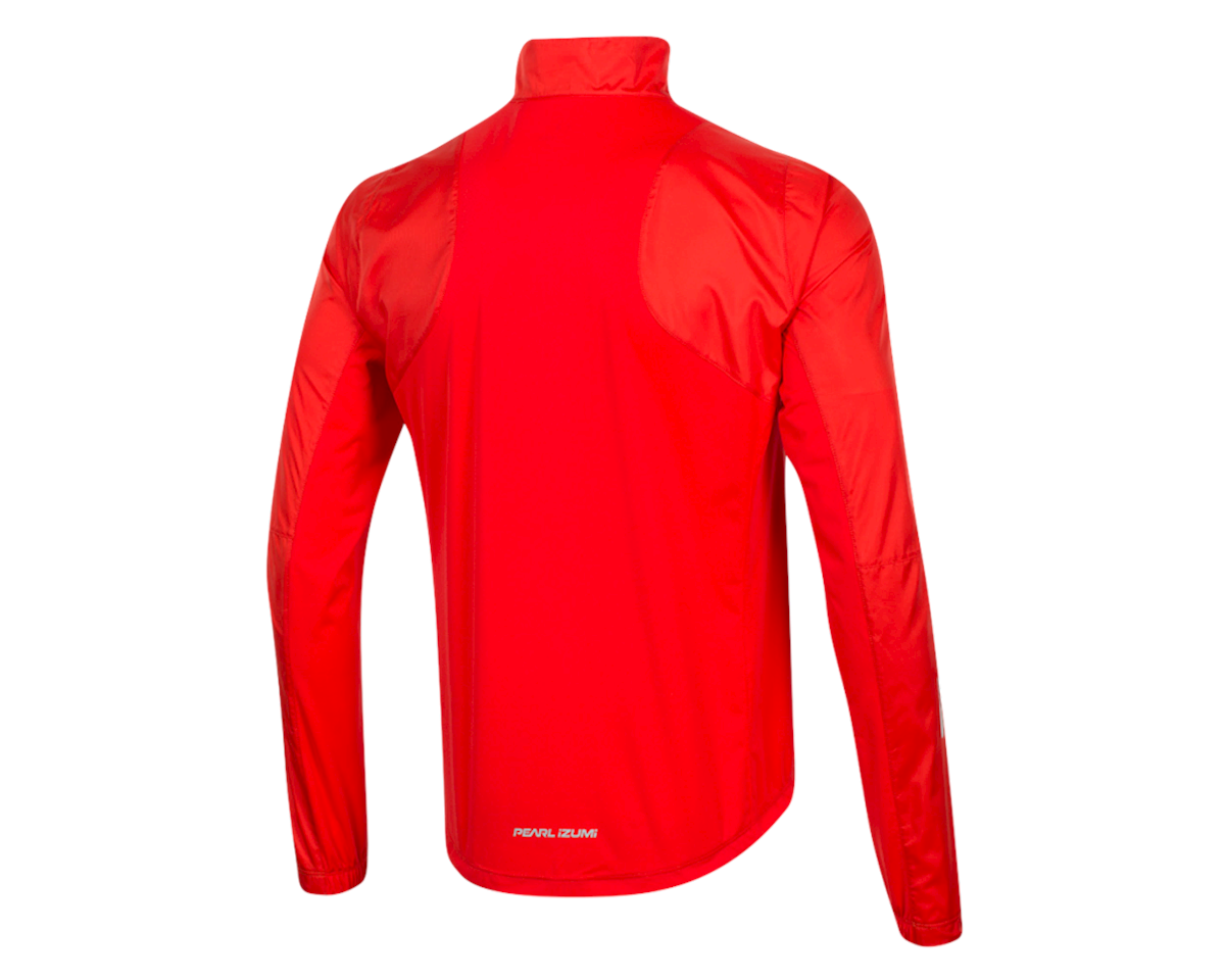 Image 2 for Pearl Izumi Elite Pursuit Hybrid Jacket (Torch Red) (2XL)