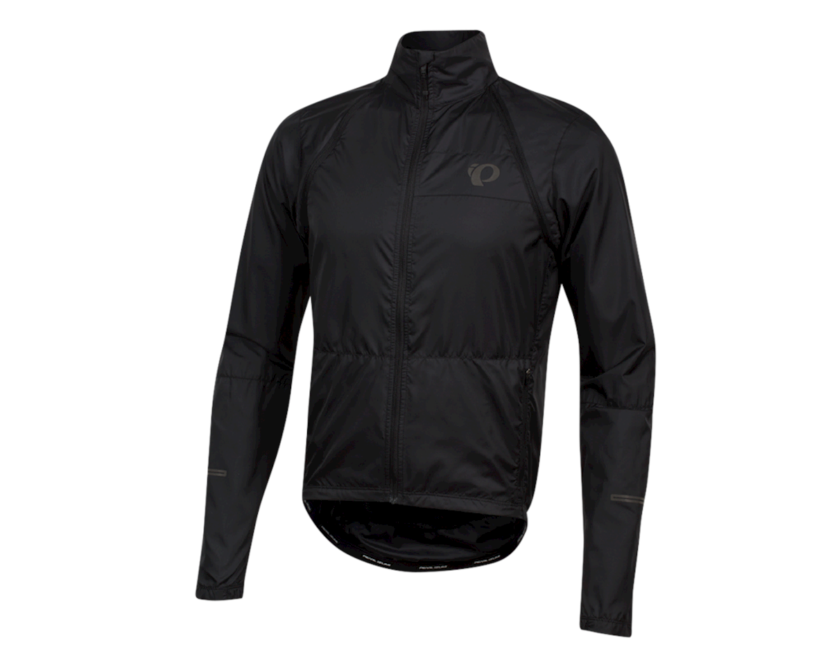 Pearl Izumi Elite Escape Convertible Jacket (Black) (XS)