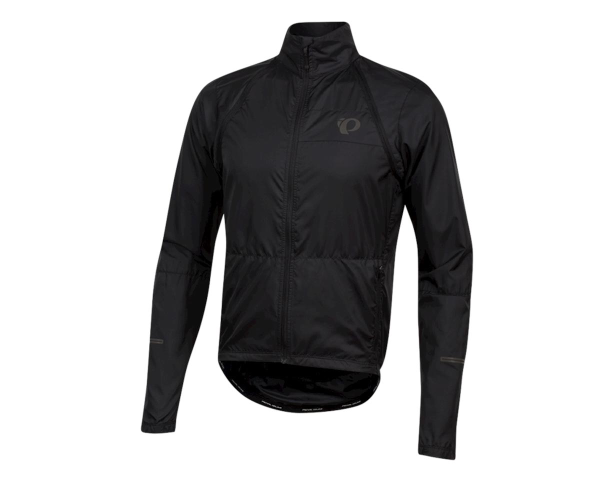 Pearl Izumi Elite Escape Convertible Jacket (Black) (2XL)