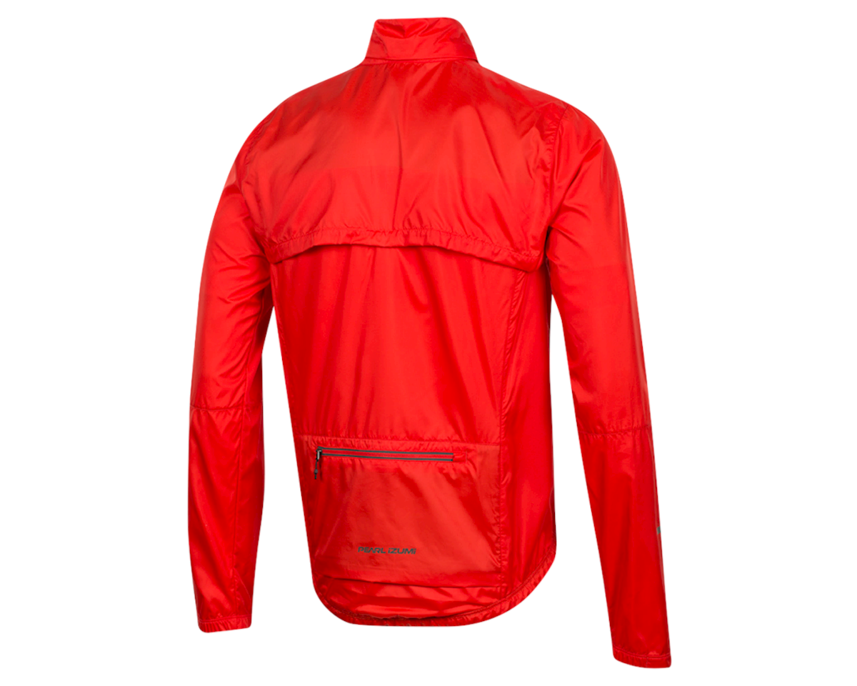 Pearl Izumi Elite Escape Convertible Jacket Torch Red S